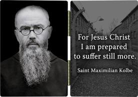 ST MAX AUSCHWITZ