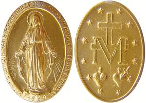 Miraculous Medal II