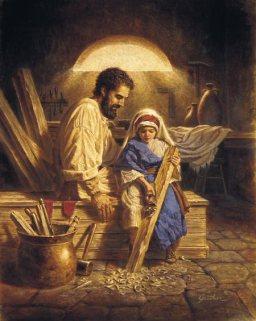 Joseph fatherhood